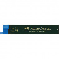 Faber-Castell Super-Polymer Lead 0.7 2H