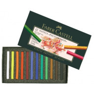 Faber-Castell Polychromos Pastels 12's