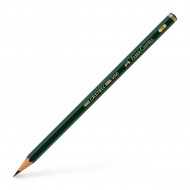 Faber-Castell 9000 Drawing Pencil 7B