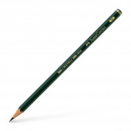 Faber-Castell 9000 Drawing Pencil 6B