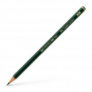 Faber-Castell 9000 Drawing Pencil 2B