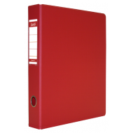 Bantex A4 40mm PVC Lever Arch File Red