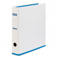 Bantex A4 40mm PP Lever Arch File Two Tone Blue
