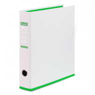 Bantex A4 40mm PP Lever Arch File Two Tone Green