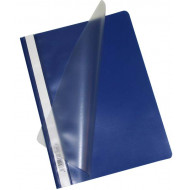 Bantex A4 Quotation Folder Blue