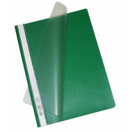 Bantex A4 Quotation Folder Green