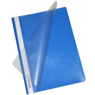 Bantex A4 Quotation Folder Cobalt Blue