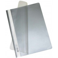 Bantex A4 Quotation Folder Grey