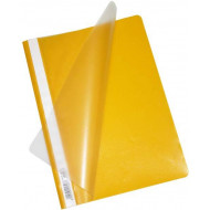 Bantex A4 Quotation Folder 10's Yellow