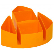 Bantex Desk Organiser Orange