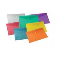 Donau A4 Document Envelope Violet