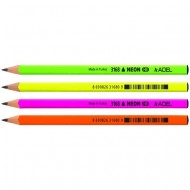 Adel Flourescent Pencil HB