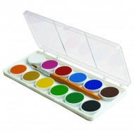 Adel School Watercolour Paint 12's
