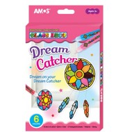 Amos Dream Catcher Glass Deco