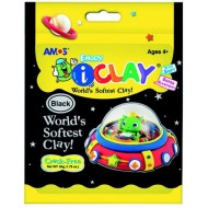 Amos iClay 50g Black