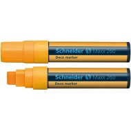 Schneider Maxx 260 Liquid Chalk Marker Orange