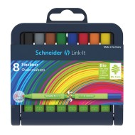 Schneider Link-It 04 Fineliner 8's