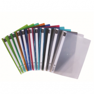 Croxley A4 Presentation Folder Assorted Colours 12's