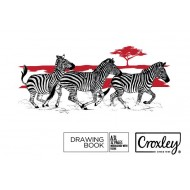 Croxley A3L 32 Page Drawing Book
