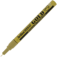 Artline EK999 Permanent Marker Gold