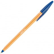 Bic Orange Fine Ballpoint Pen Blue