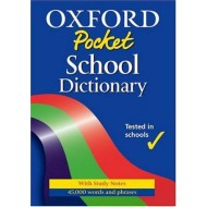 Oxford Pocket School Dictionary Hard Cover