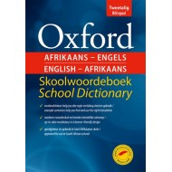 Oxford Afrikaans / English School Dictionary