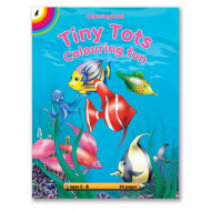 Educat Tiny Tots Colouring Fun 24page
