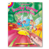 Educat Lucky Times Colouring Book 48page