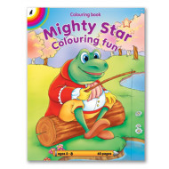 Educat Mighty Star Colouring Book 60page