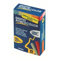 Giotto Robercolor Coloured Chalk 10's