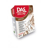 Das Idea Mix Clay 100g - Imperial Brown