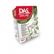 Das Idea Mix Clay 100g - Serpentine Green
