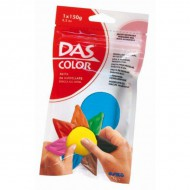Das Colour Modelling Clay 150g - Cyan