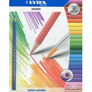 Lyra Osiris Aquarell Colour Pencil 36's