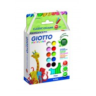 Giotto Patplume Modelling Clay 10 x 20g