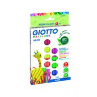 Giotto Patplume Modelling Clay 8 x 33g