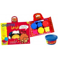 Giotto Be-bè Finger Paint Set 3 x 100ml
