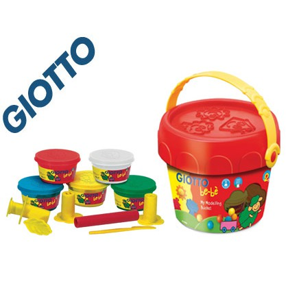 Giotto Be-bè My Modelling Bucket