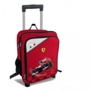 Ferrari Primary Small Trolley Backpack