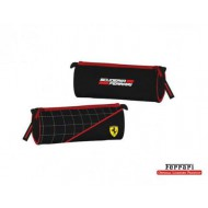 Ferrari Black Label Pencil Bag