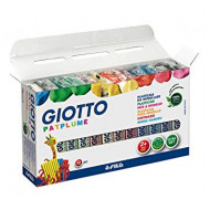 Giotto Patplume Modelling Dough 12 x 150g