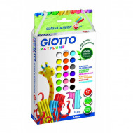 Giotto Patplume Modelling Dough 18 x 20g