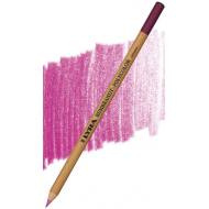 Lyra Rembrandt Polycolor Pencil 028 Rose Madder Lake