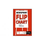 Croxley Flip Chart 50 Sheets Newsprint