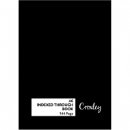 Croxley A6 144 Page Index Book