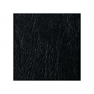 Foska A4 Leather Grain 230gsm Binding Cover Black