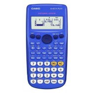 Casio FX-82ZA Plus Scientific Calculator Blue