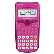 Casio FX-82ZA Plus Scientific Calculator Pink
