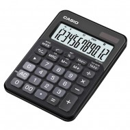 Casio MS-20NC Mini Desktop Calculator Black